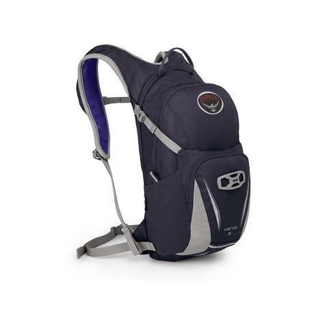 Osprey Verve 9 Hydration Pack, Womens One Size, Raven Black