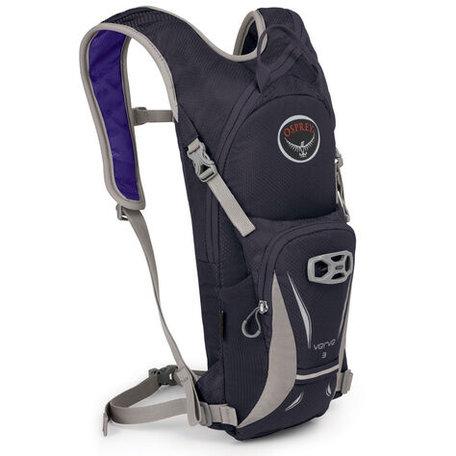 Osprey Verve 3 Hydration Pack, Womens One Size, Raven Black