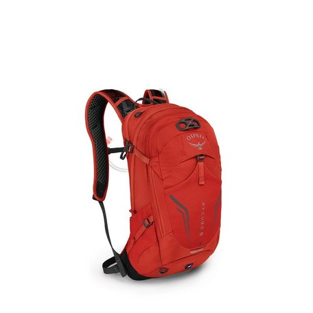 Osprey Syncro 12 Hydration Pack, Firebelly Red