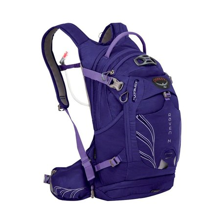 Osprey Raven 14 Hydration Pack, Womens One Size, Royal Purple