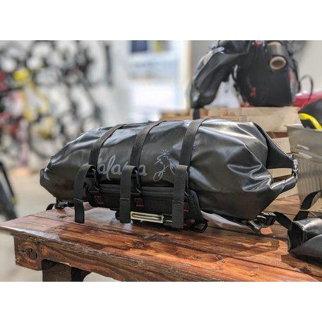 Halawa Bags Handlebar w/ Support & Dry Bag Handlebar Bag, 15L