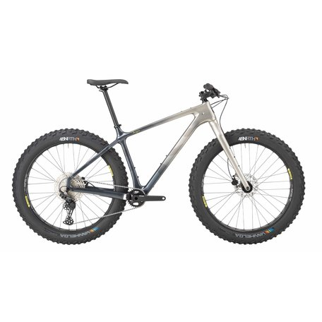 2021 Salsa Beargrease Carbon Deore Bike