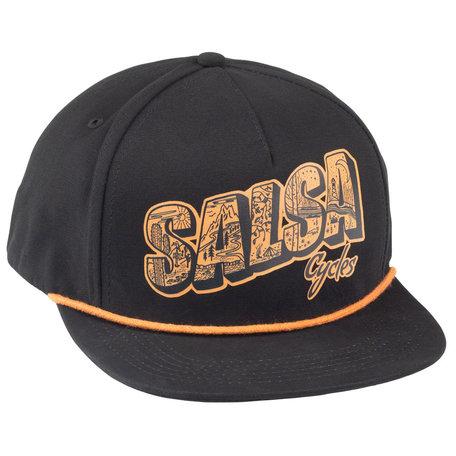 Salsa Wish You Were Here Baseball Hat Gray OSFM