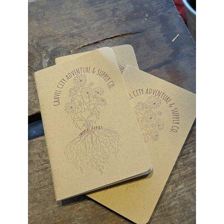 Gravel City Sunflower Adventure Pocket Book