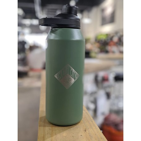 Camelbak Chute Mag SST Vacuum Insulated Thermos, 40oz, Moss