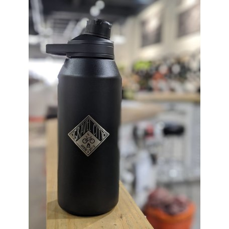 Camelbak Chute Mag SST Vacuum Insulated Thermos, 40oz, Black