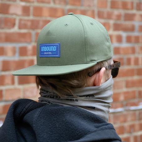 Hat Army Olive 2021 UNBOUND Gravel