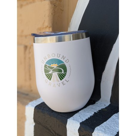Insulated Wine Cup 2021 Unbound Gravel