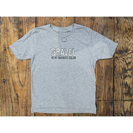 Youth T-Shirt 2021 UNBOUND Gravel Is My Favorite Color