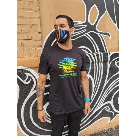 Breakfast Club T-Shirt Black 2021 UNBOUND Gravel