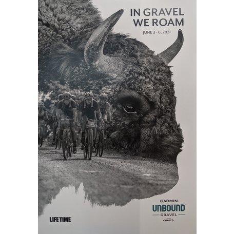 2021 UNBOUND Gravel Poster
