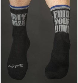 Sock Guy Dirty Kanza 2017 Find Your Limit Sock