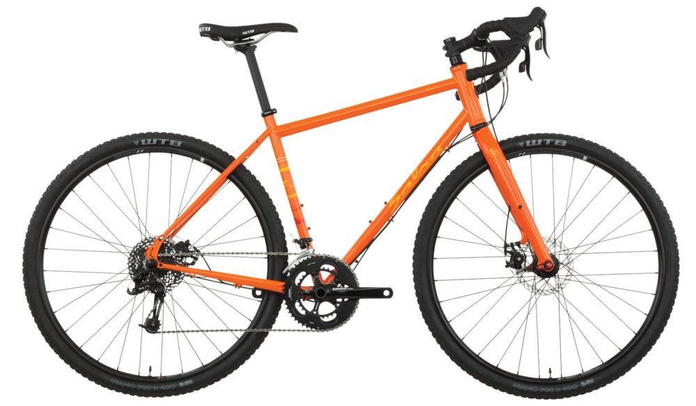 Salsa Salsa Vaya Apex 2x10 Bike, 49.5cm, Orange