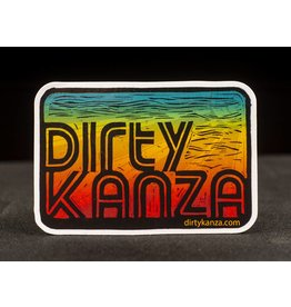Dirty Kanza 2018 Magnet