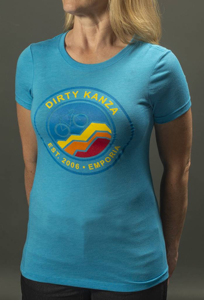 Dirty Kanza 2018 Color Stamp Women's