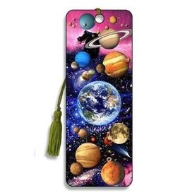 Artgame Artgame 3D Bookmark , You Are Here, 1planets