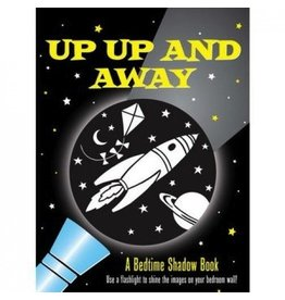 Peter Pauper Press Up, Up, And Away: A Bedtime Shadow Book