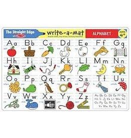 write-a-mat alphabet
