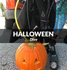 Force-E Scuba Centers Halloween Dive