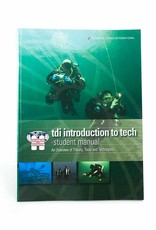 TDI Intro to Tech Diver Manual /KQ