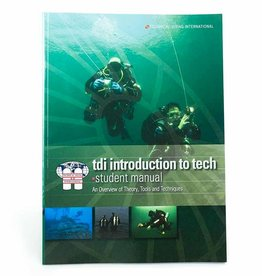 TDI Intro to Tech Diver Manual