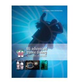 TDI / SDI / ERDI TDI Advanced Trimix Manual /KQ