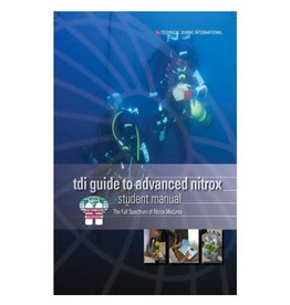 TDI / SDI / ERDI TDI Advanced Nitrox Manual/Knowledge Quest