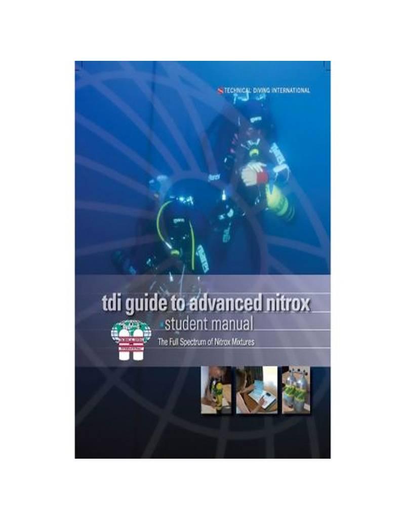 TDI TDI Advanced Nitrox Manual/Knowledge Quest