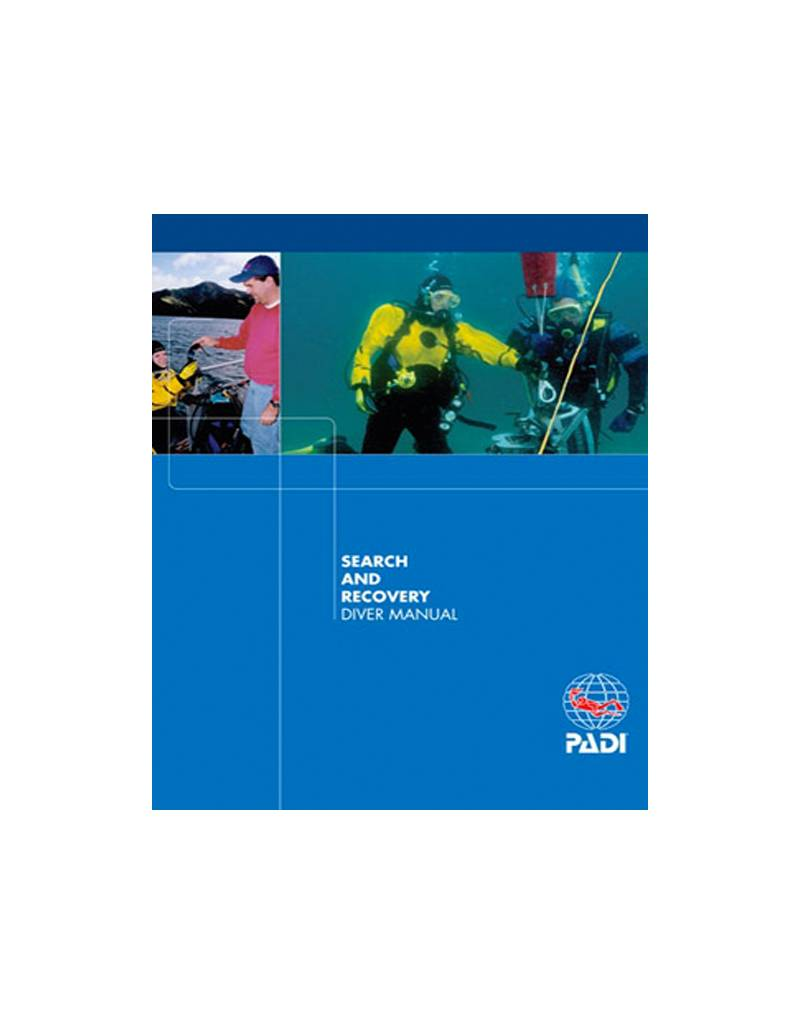 PADI PADI Search and Recovery Diver Manual