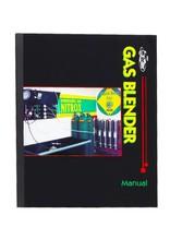 PADI PADI Gas Blender Manual