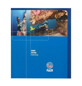 PADI PADI Deep Diver Specialty Manual