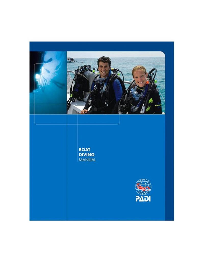 PADI PADI Boat Diver Specialty Manual