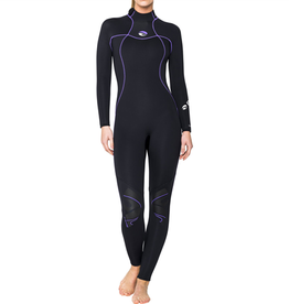 Huish Bare Womens 7mm Nixie Fullsuit