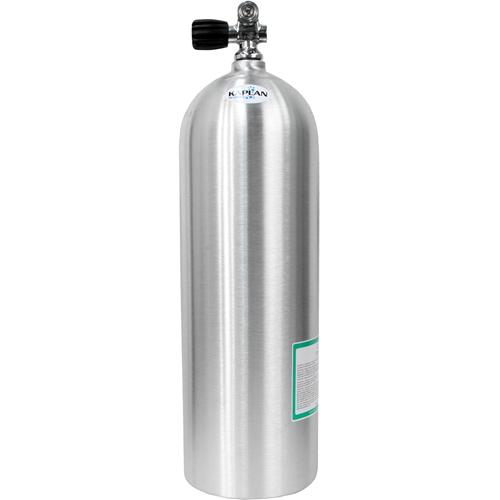 Blue Steel / Kaplan Blue Steel Tank / Cylinder w/ Valve