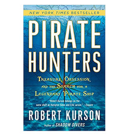 Penguin Random House LLC Pirate Hunters Book