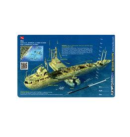Marine Sports Mfg. Map 3D UW - Ft Laud RBJ