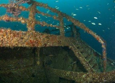 MV Castor Wreck