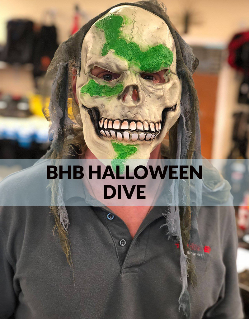 Force-E Scuba Centers BHB Halloween Night Dive
