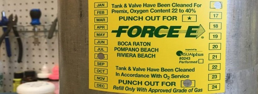 Your SCUBA Tank Is A VIP – Don't Forget Its Annual Inspection