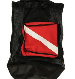 Rock n Sports Bag Drawstring w/Pocket