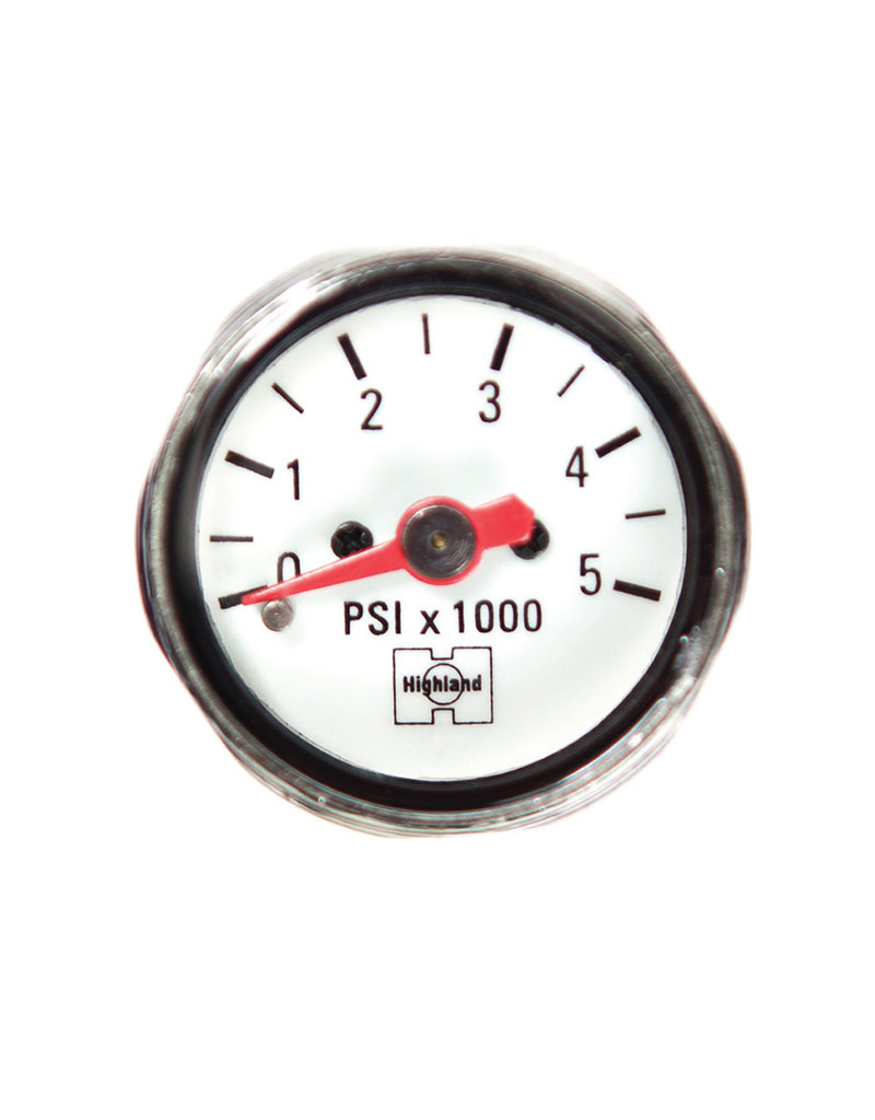 XS Scuba Highland Gauge Mini Tech Gauge
