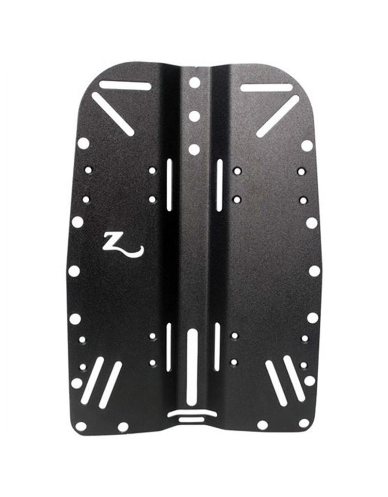 Huish Zeagle Back-Plate Black Anodized Aluminum