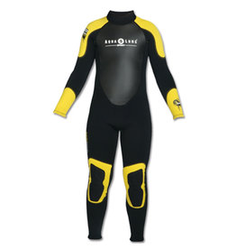 AquaLung 3mm Quantum Stretch Fullsuit - Kid's/Youth