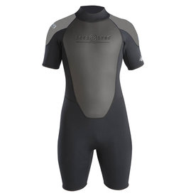 AquaLung 3mm Quantum Stretch Shorty - Men's