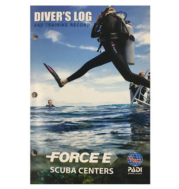 Force-E Force-E Divers Log Book