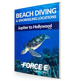 Force-E Diving Location Books