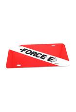 Force-E Scuba Centers Force-E Scuba License Plate