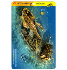 Reef Smart/Mango Media Reef Smart Wreck Map United Caribbean