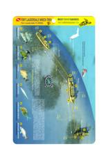 Reef Smart/Mango Media Reef Smart Wreck Map Wreck Trek Ft Laud