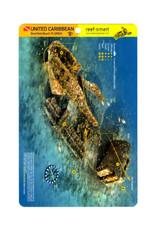 Reef Smart/Mango Media Reef Smart Wreck Map Wreck Trek Boca